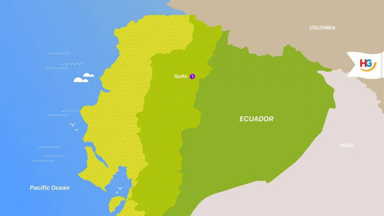 colonial-quito-tour-itinerary-map