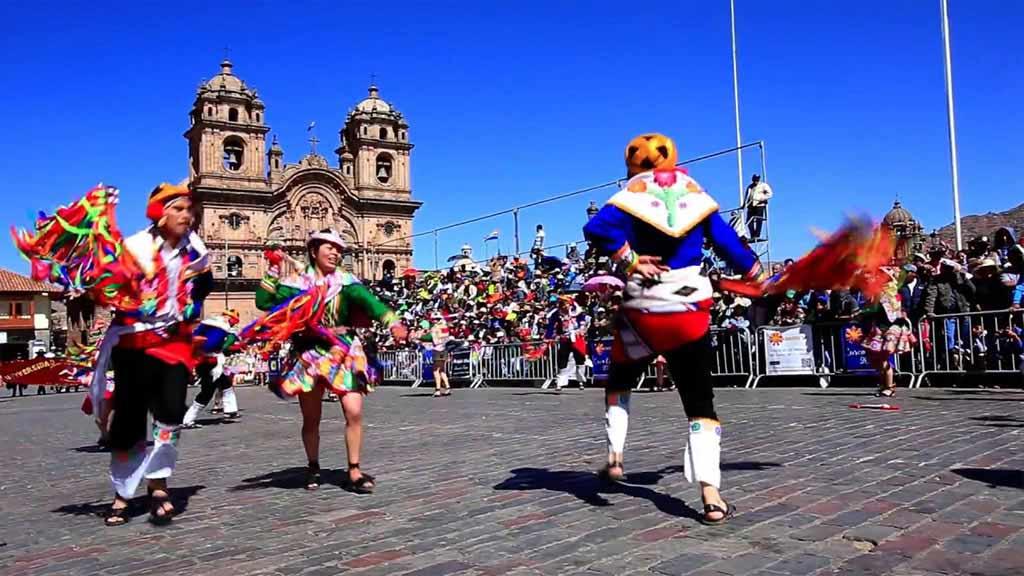 Inti Raymi Dance traditions south america