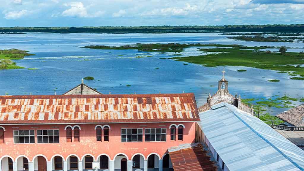 iquitos town gateway to peru's amazon
