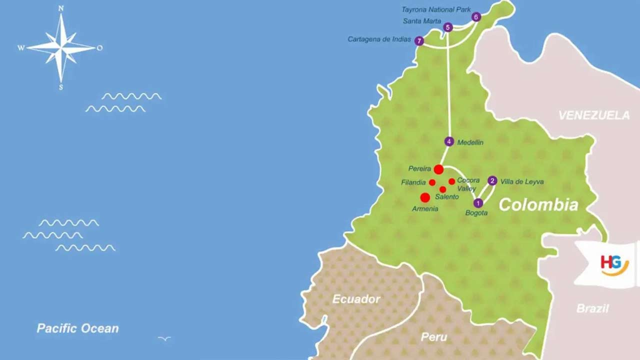 magic-of-colombia-itinerary-map