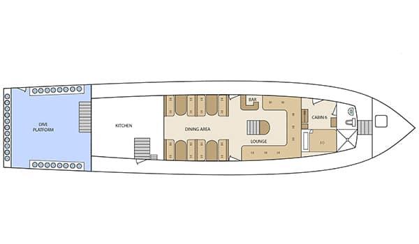 main-deck-plan-aqua-yacht-galapagos-cruise