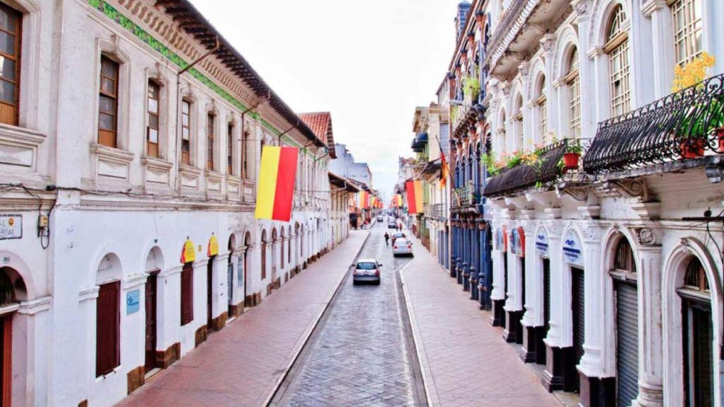 Quito's Colonial (Historic Center) Affordable Hotels