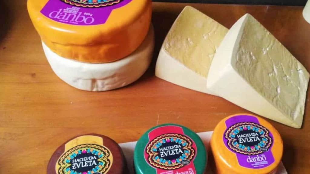 hacienda zuleta cheese