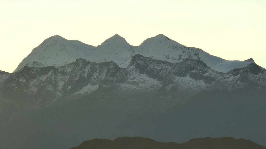 coastal mountains at santa marta colombia
