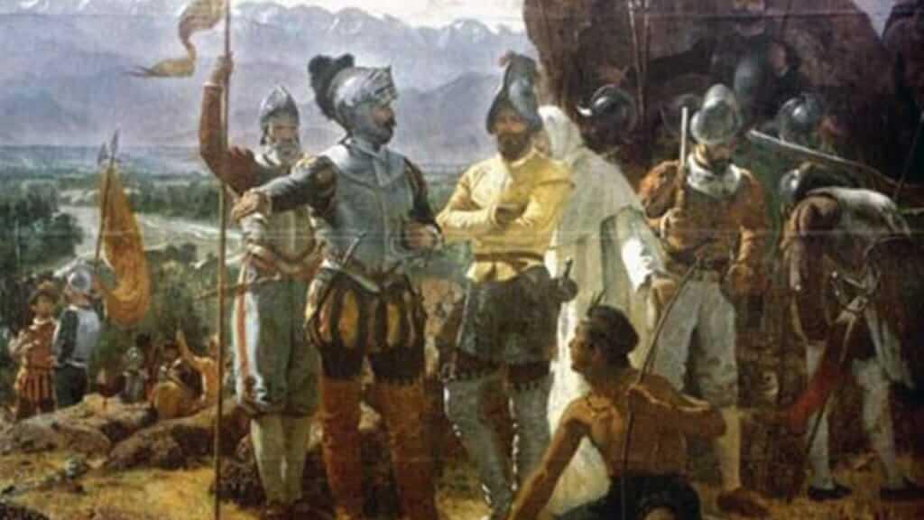 ecuador spanish conquest of the inca empire