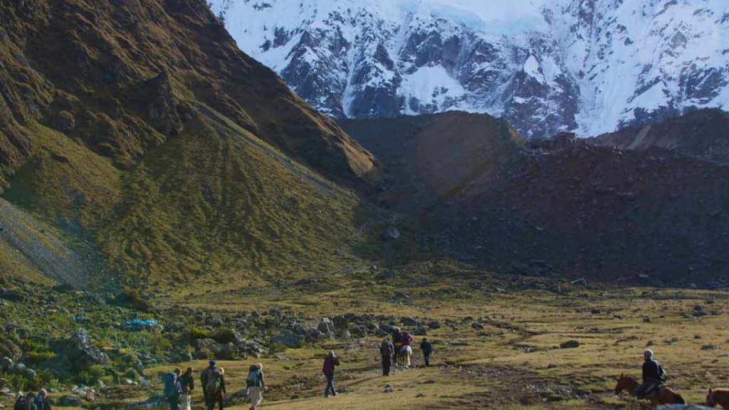 the-salkantay-trekking-tour