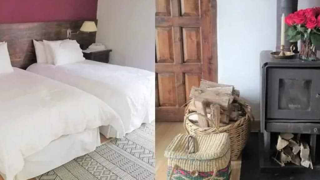 Hacienda Zuleta Bedroom ecuador