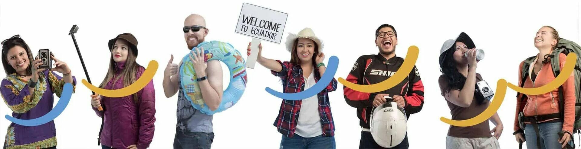 the happy gringo team ecuador