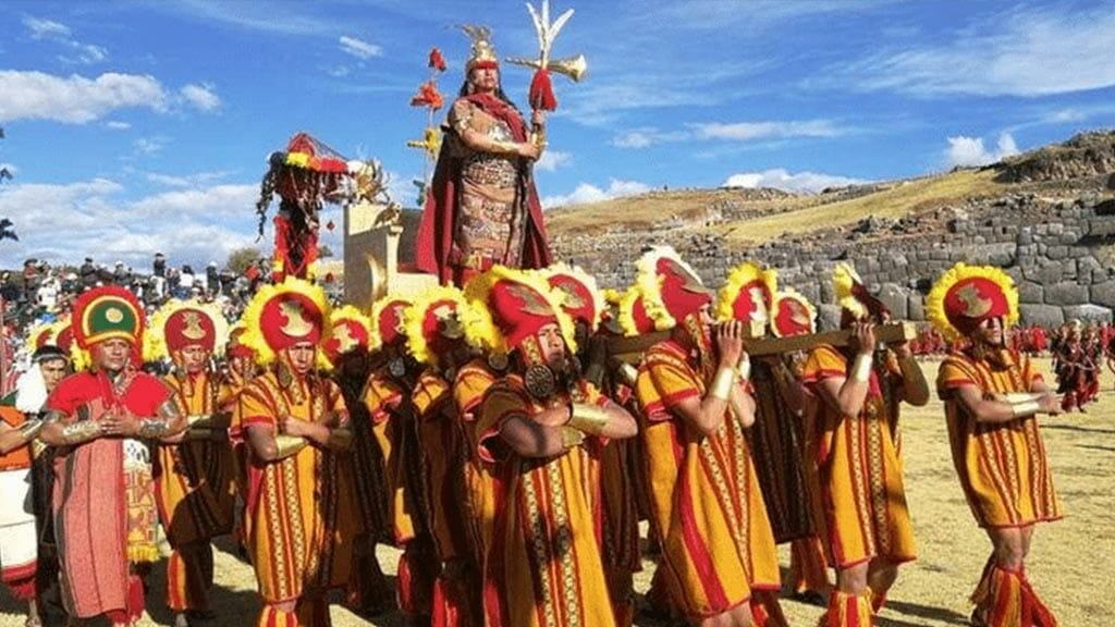 ingapirca inti raymi tradition