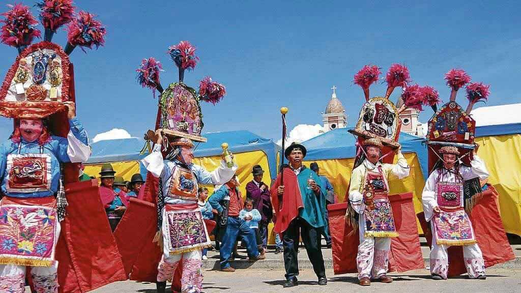 inti raymi ecuador traditional festivities and costumes