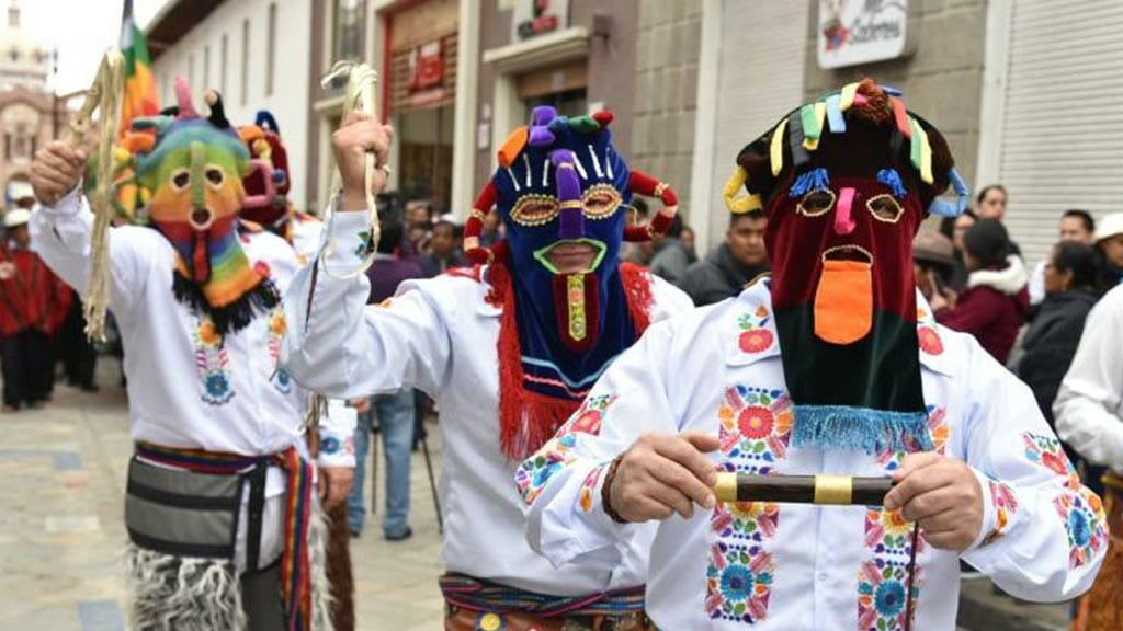 Killa Raymi Festival ecuador