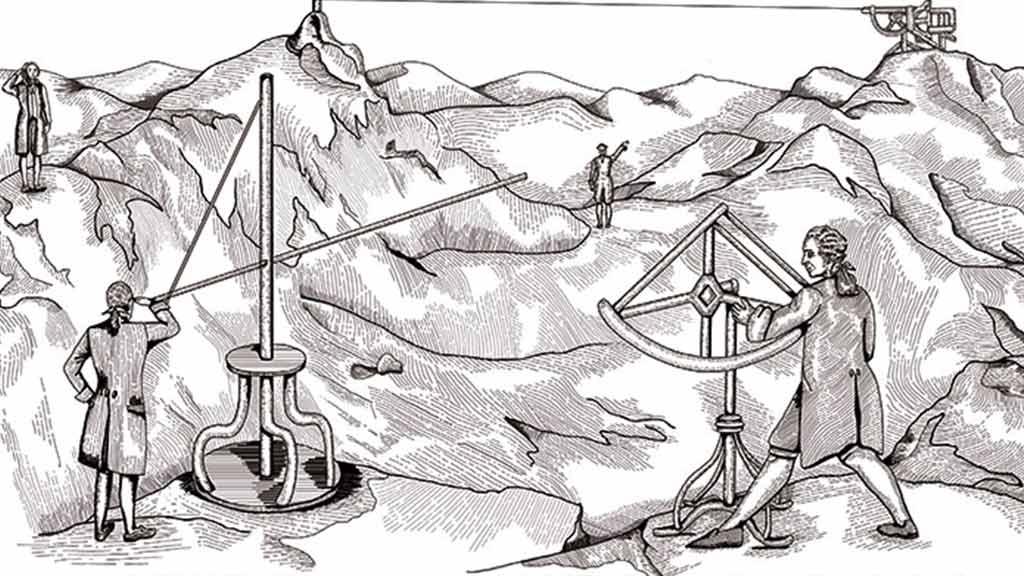 the french geodesic mission at mitad del mundo quito ecuador